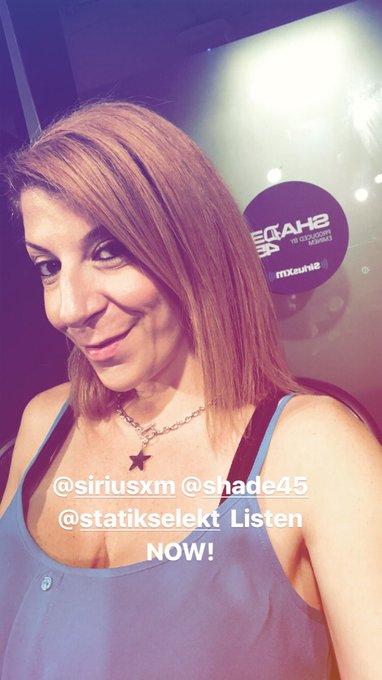 Im #LIVE on the air now!! @SIRIUSXM @Shade45 @StatikSelekt  #LISTEN 👂👂👂 https://t.co/nLGJQIjev2