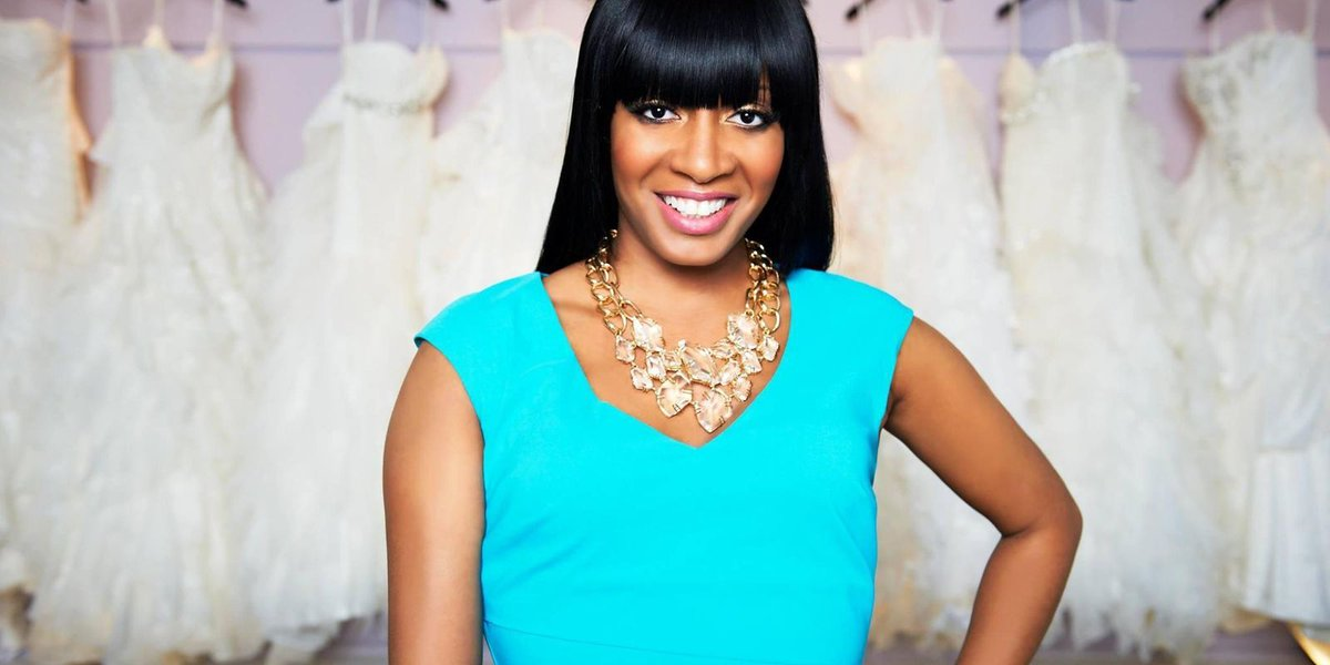 SC: Find the perfect wedding gown with Keasha's TV show