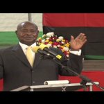 President Museveni installs new Makerere VC Barnabas Nawangwe