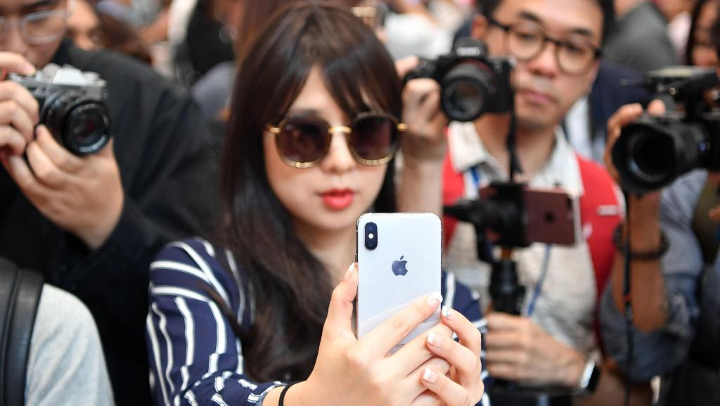 Is Apple's iPhone X facial recognition a privacy