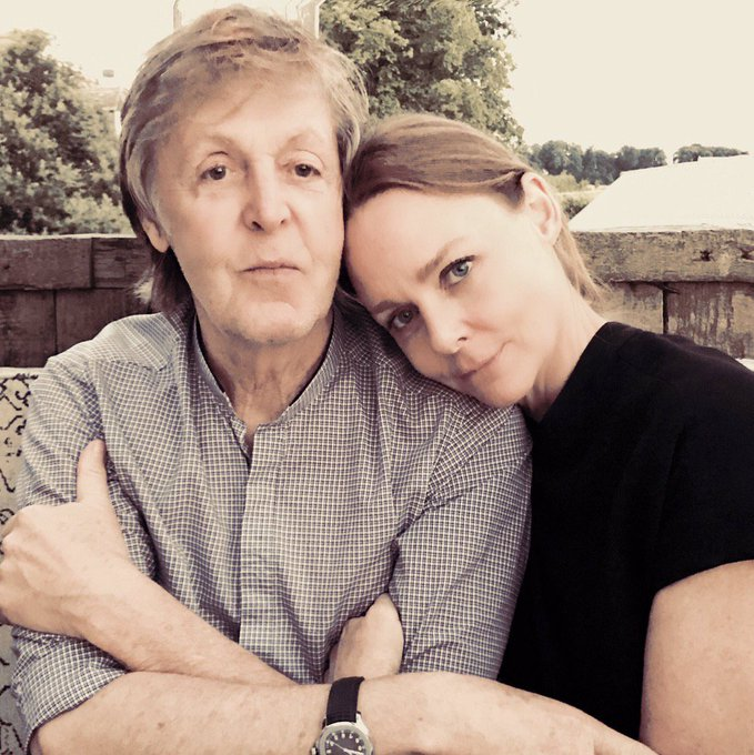 Happy Blessed Birthday Stella McCartney! Peace&Love & Rock&Roll