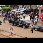 "Police Block DP Campaign in Dubbed ""Kogikwatako"""