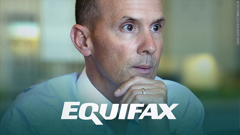Equifax CEO's quiet $70 million stock profit