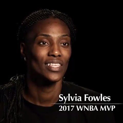 M-V-P ��  Inside @SylviaFowles' dominant season with the @MinnesotaLynx! #WatchMeWork https://t.co/Dr2SUH7CRe