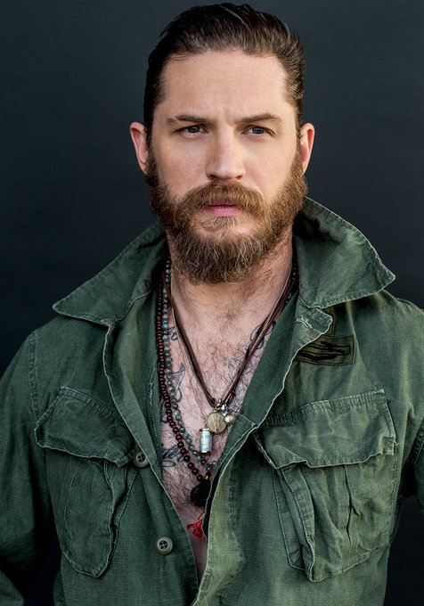 HAPPY 40TH BIRTHDAY TOM HARDY!!!