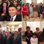 'Historic moment': PM, DPM, MPs share photos from Halimah Yacob's swearing-in ceremony