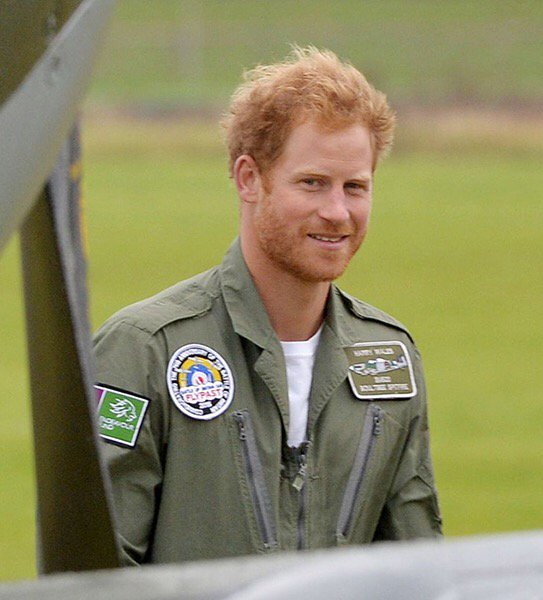 Happy Birthday Prince Harry!