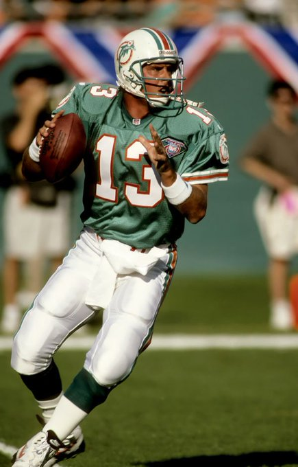 Happy Birthday to Dan Marino who turns 56 today!