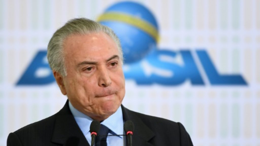 Brazil prosecutor files two corruption charges against Temer