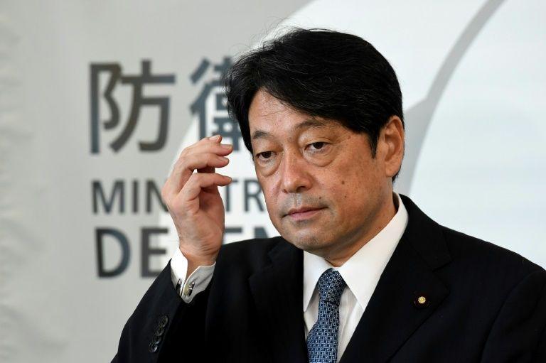 N. Korea 'has Guam in mind': Japan minister