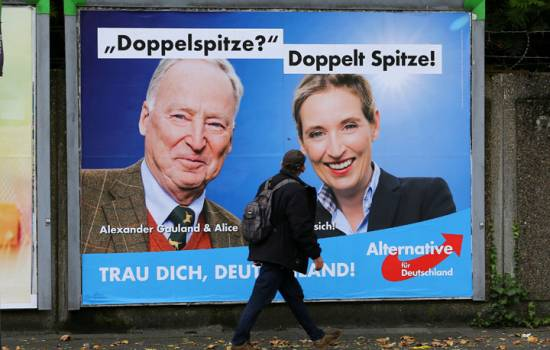 Germany should be proud of its WW2 soldiers, far-right candidate says