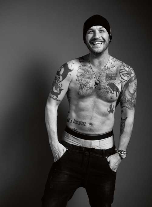 Happy Birthday al bicipite più bello del mondo         e anche a Tom Hardy, si