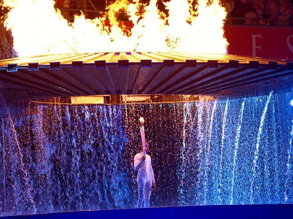 Олимпийских