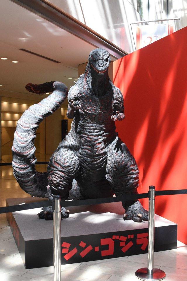 「シン・ゴジラ」「君の名は。」が受賞した文化庁メディア芸術祭の作品展が明日開幕