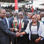 Central Kenya leaders meet President Uhuru Kenyatta at Sagana State Lodge