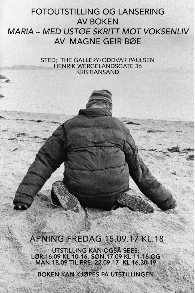 test Twitter Media - Magne Geir Bøe lanserer bok og viser bilder av datteren Maria med Angelmans syndrom i Galleri Paulsen i Kristiansand i kveld. https://t.co/L0s2GqVMCm