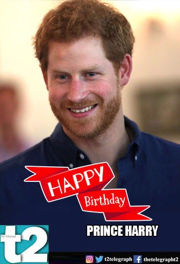 Here s wishing a happy birthday to Prince Harry. Stay adventurous!