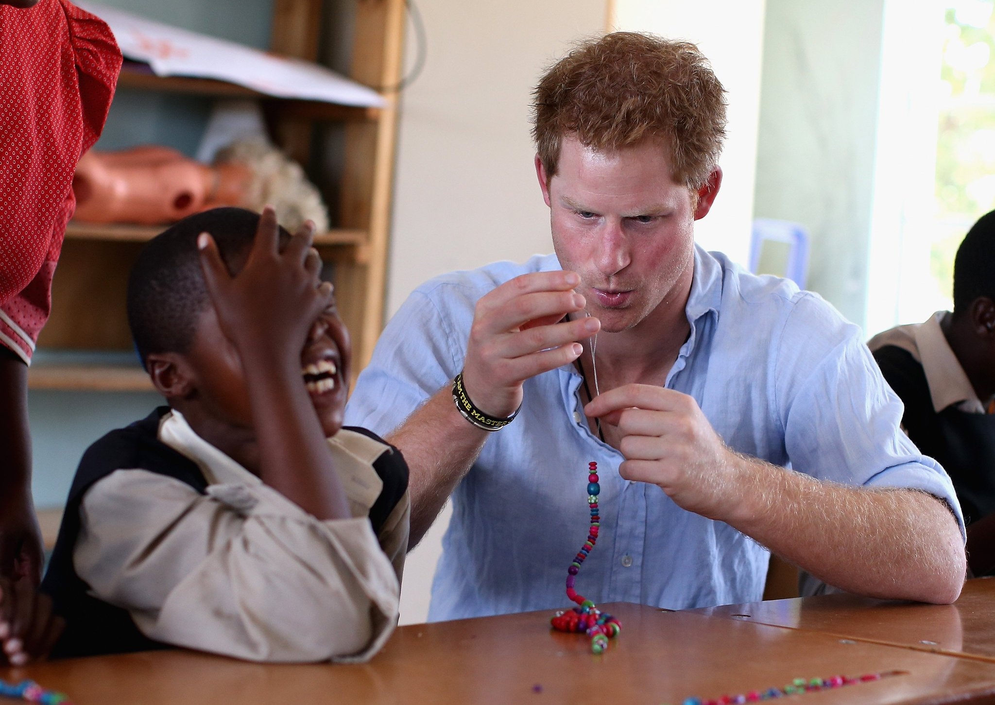 Wishing our Co-Founding Patron Prince Harry a very happy birthday!