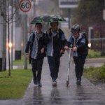 Sunshine and a sudden deluge: Melbourne's 'pretty unsettled' afternoon