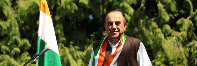 Happy Birthday To Respected & Hounrable Man Of India Dr.Subramanian Swamy