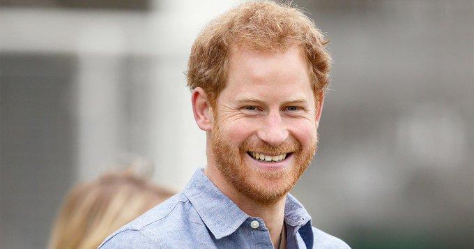 A very Happy Birthday to everyone\s favorite cheeky prince...HRH Prince Harry turns 33 today.