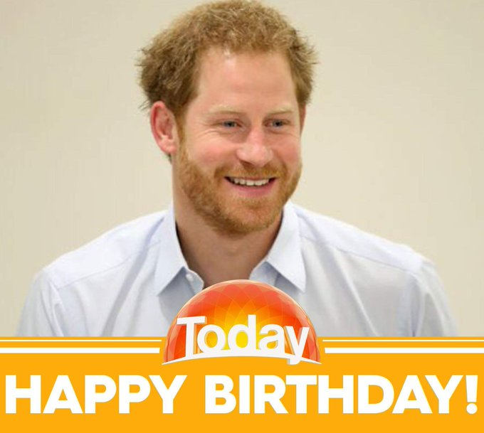 Happy Birthday Prince Harry.xx