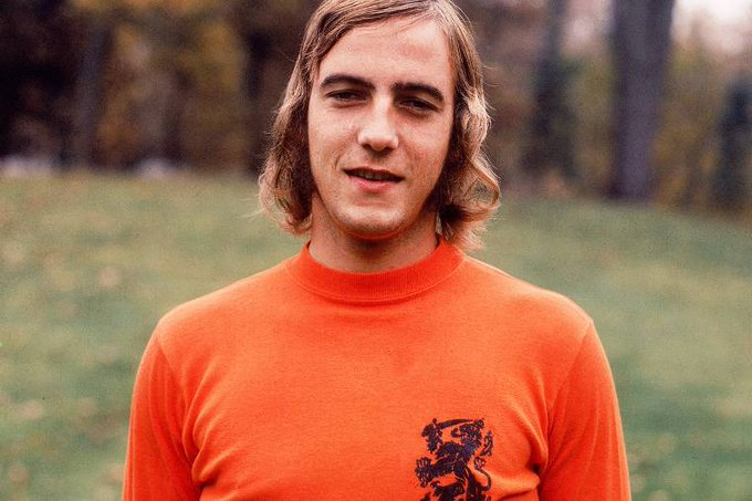 Johan Neeskens turns 66 today. Happy birthday to a Dutch football legend