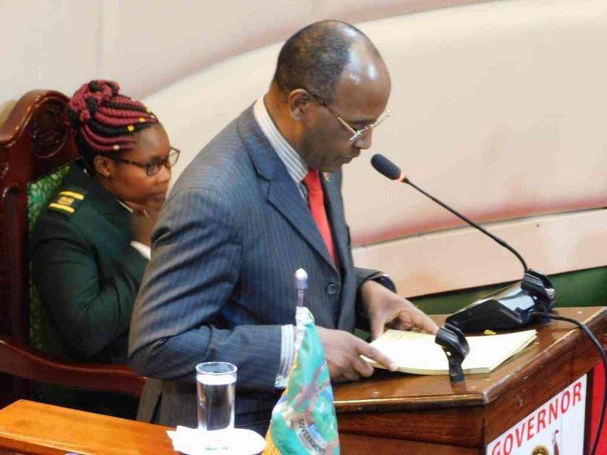 I'm in no hurry to overhaul Nyandarua cabinet, sack nurses - Kimemia