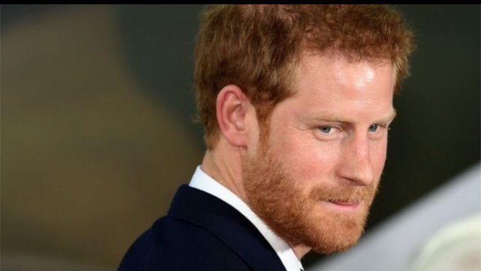 HAPPY BIRTHDAY TO MY GINGER ZADDY, PRINCE HARRY!