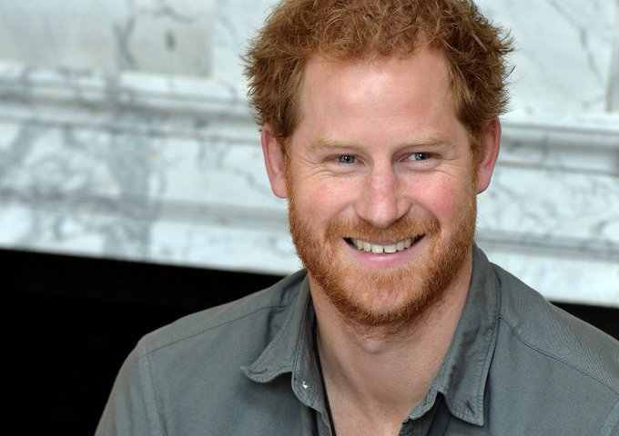 Happy birthday to the lovely Prince Harry, 33 today!  xx