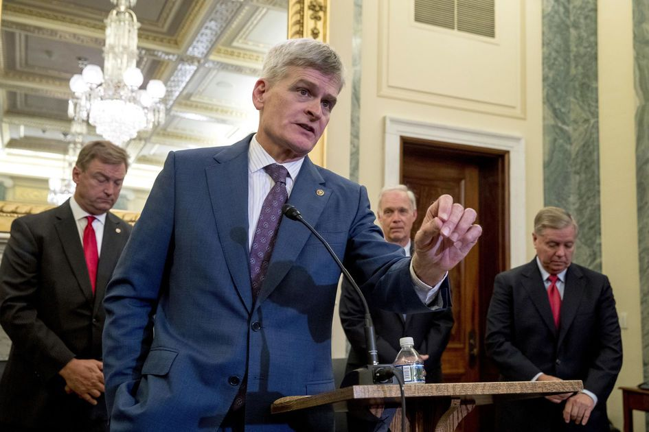 Stephanie Grace: It's now or never for Cassidy health care bill. I'm going with never