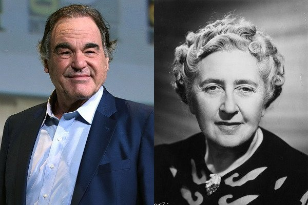September 15: Happy Birthday Oliver Stone and AgathaChristie