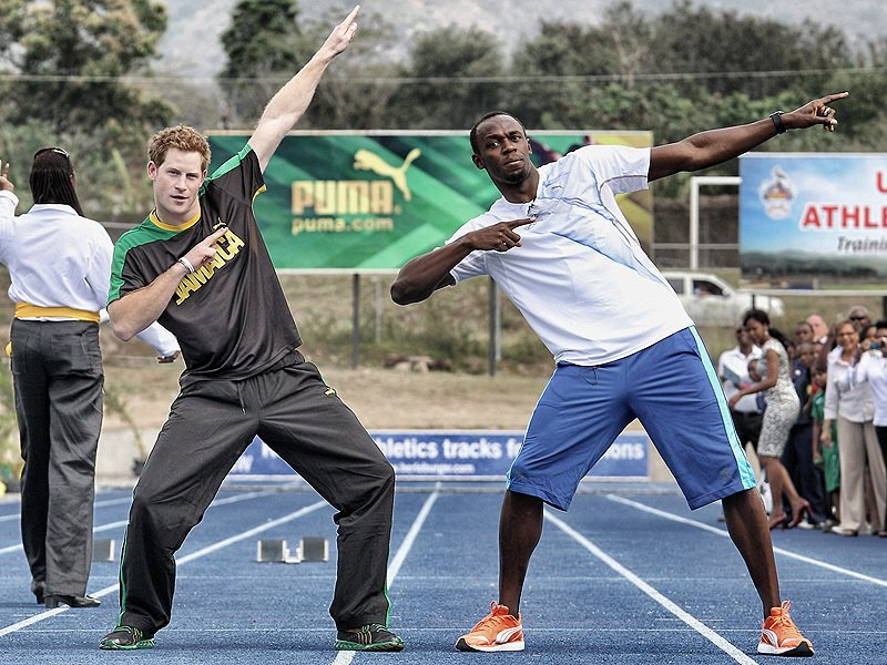 Happy Birthday, Prince Harry. Second in line, but first in our hearts.