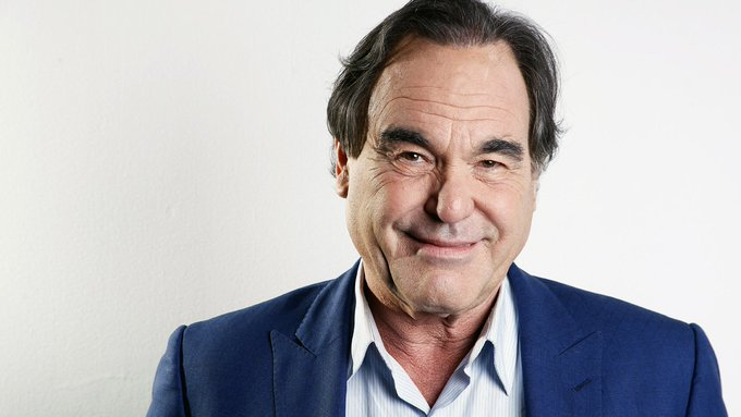Happy Birthday to Oliver Stone ~ a cultural & artistic genius of our times.