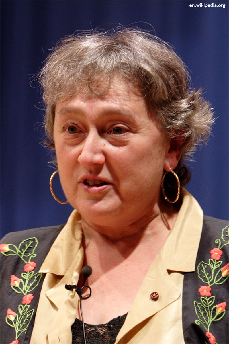 #191 Lynn Margulis was evolutionary biologist who developed endosymbiotic theory & built understanding of origins of complex life on Earth https://t.co/WMmCuwEnjS