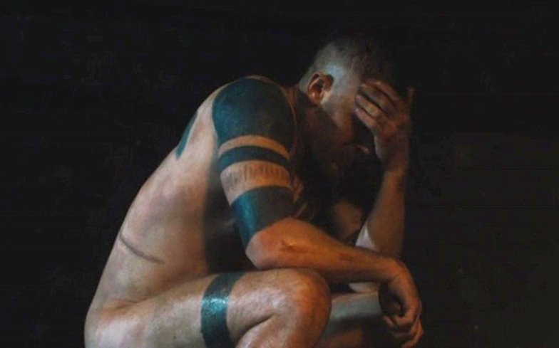 GayTimesMag: Happy birthday, Tom Hardy! Remember when he stripped naked in Taboo?