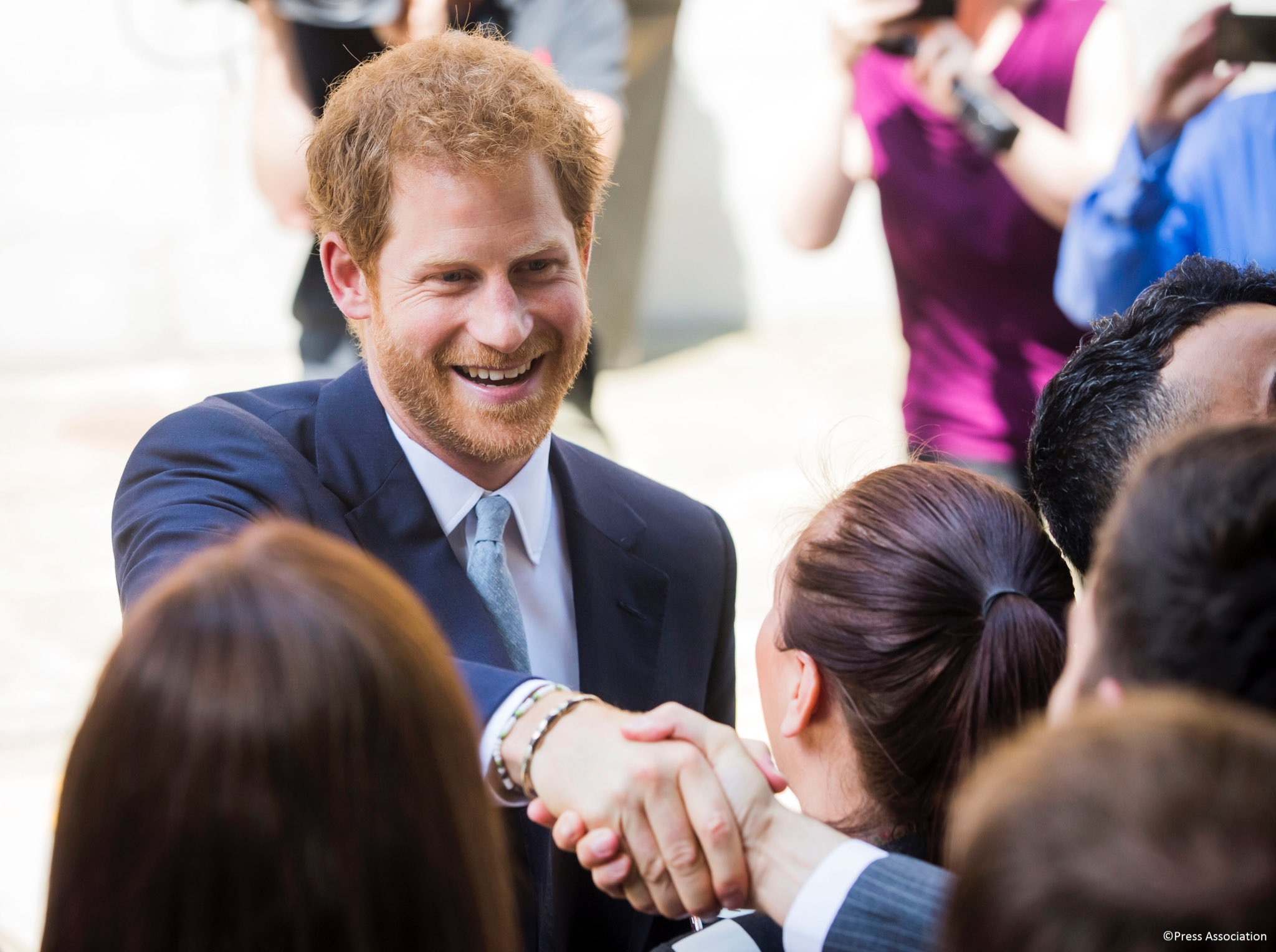 Thank you for all of the kind messages wishing Prince Harry a happy birthday!
