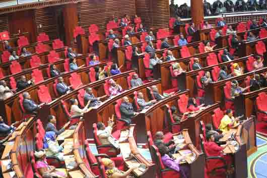 MPs cautioned on insecurity as Speaker adjourns Parliament