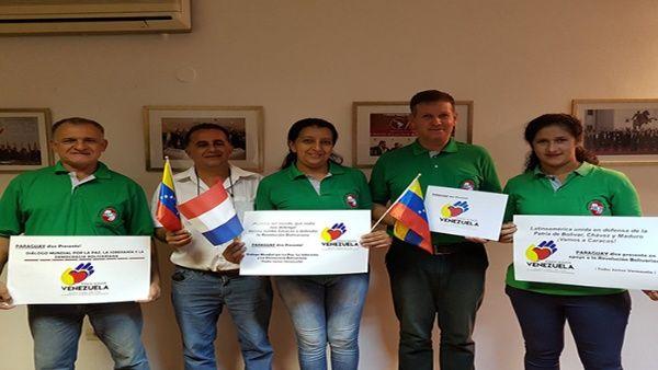 Inicia Diálogo Mundial por la Paz y la Soberanía en #Venezuela https://t.co/gXxN4XcNZg https://t.co/GhWgkMuXf8