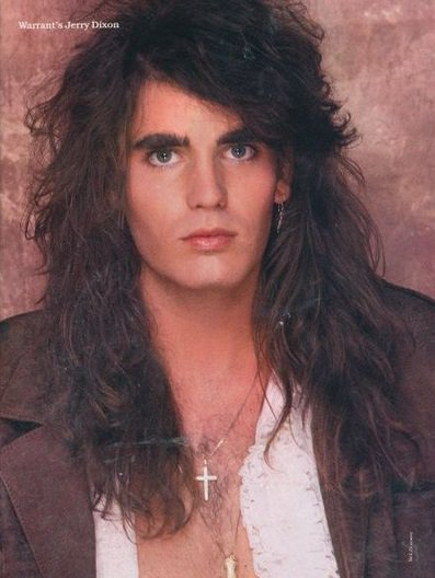 BraveWords666: Happy 50th Birthday to Jerry Dixon (WARRANT), who joined the band while in the 11th Grade.