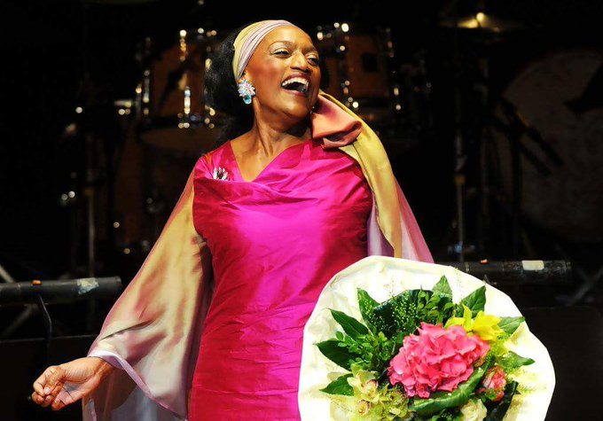 HAPPY BIRTHDAY CHÈRE JESSYE NORMAN !
