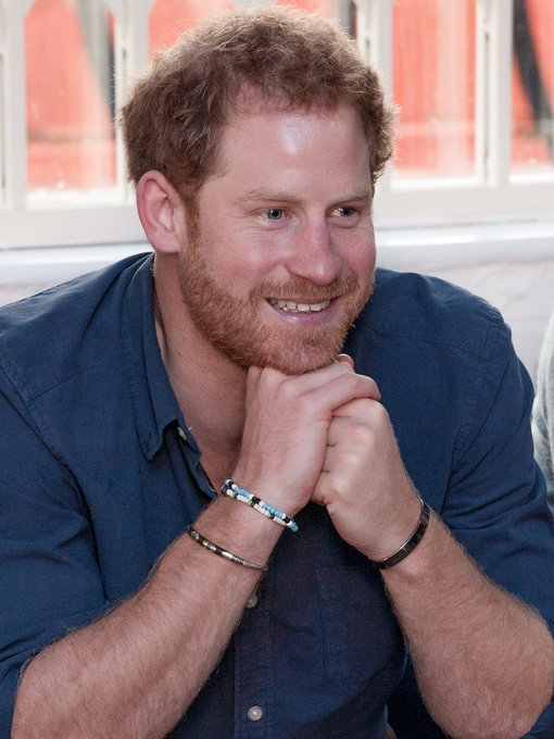 Happy Birthday to HRH Prince Harry!!