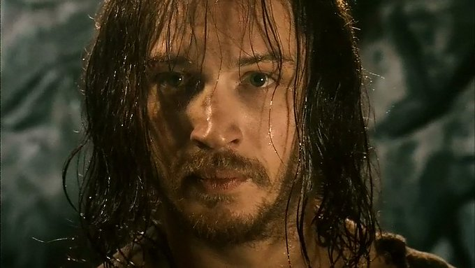 Tom Hardy turns 40 years old today. Happy birthday! Can you believe he was in MINOTAUR (2006)?