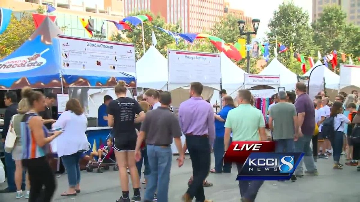 World Food Festival moves to new location