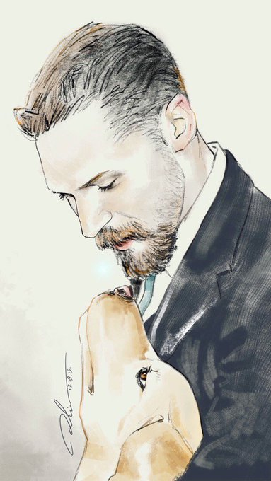 Wish all the best to Tom Hardy and his beloved dogs! I think Woody will always be in his heart. Happy birthday Tom