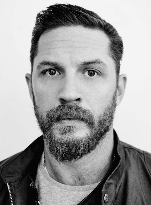 Happy Birthday Tom Hardy. 40 never looked so good.