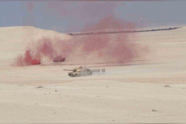 القوات البريه الاماراتيه