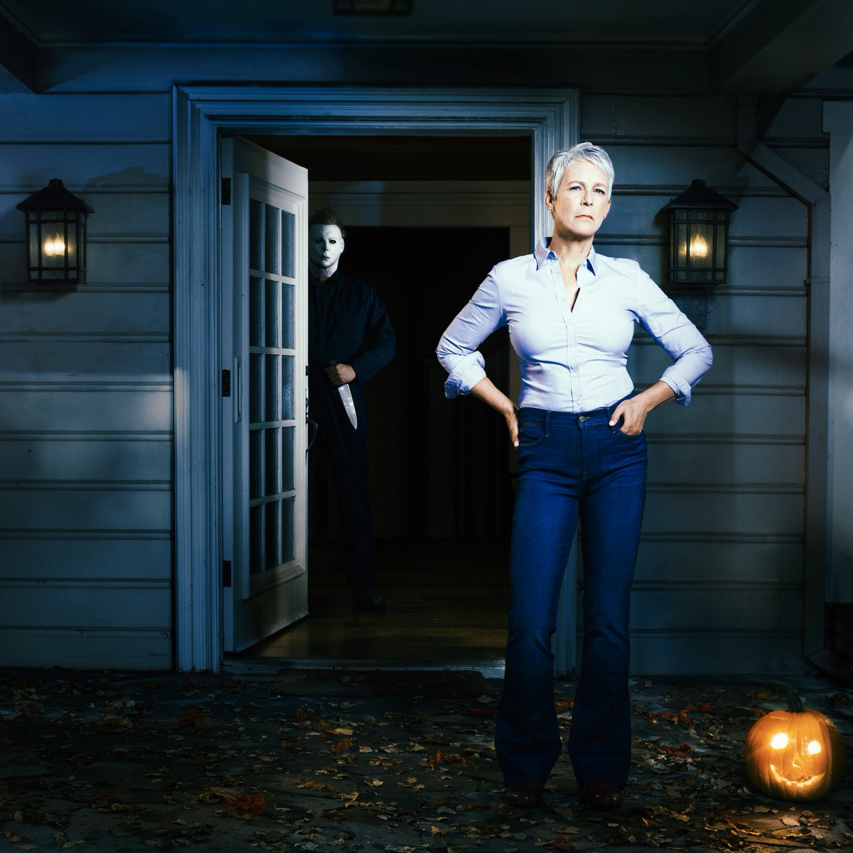 Jamie Lee Curtis returns to her iconic role as Laurie Strode in HALLOWEEN, released by Universal Pictures on Oct. 19, 2018. #HalloweenMovie https://t.co/oC8jQUvdrh