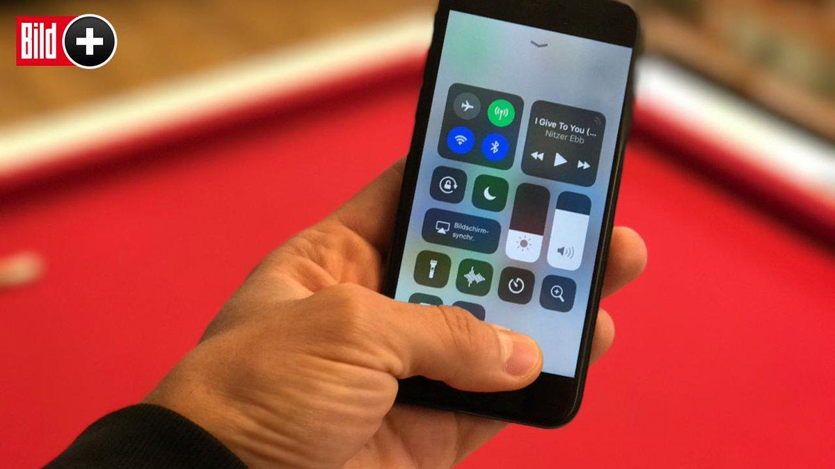 Ab 19. September|Das ist neu in iOS 11