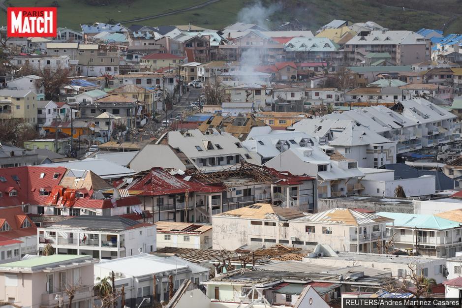 Irma : retour progressif du réseau mobile à Saint-Martin et Saint-Barthélemy